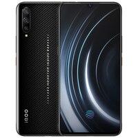Monste версия celular iQOO мобильный телефон Snapdragon 855 NFC type C 4000 мАч 44 Вт Быстрая зарядка Прохладный 4D игровой смартфон