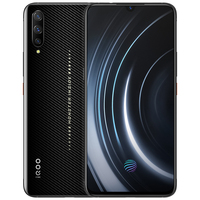 monste Version celular iQOO Mobile Phone Snapdragon 855 NFC Type C 4000mAh 44W Fast Charge Cool 4D Game Smartphone
