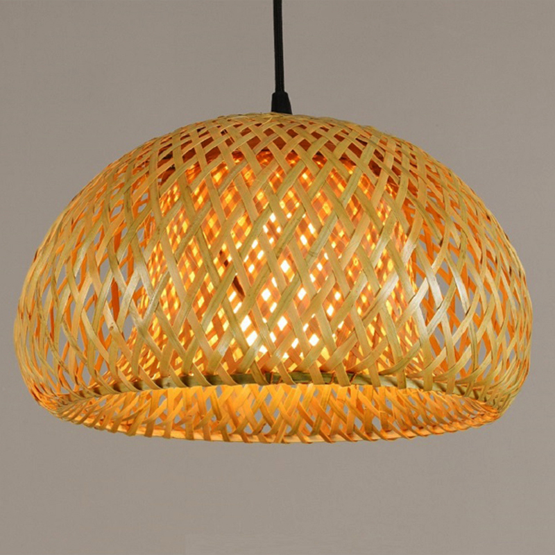 modern bamboo work hand knitted bamboo Pendant Lamp Good Price Pendant Lamp With bamboo Shades For dinning Room medium length leather bamboo knife for young players 30 32 34 shinai kendo bamboo practice swords tsuba stop included