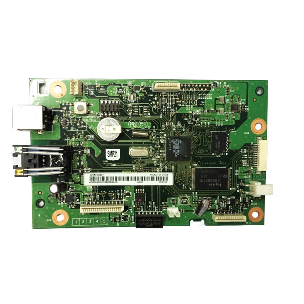 FORMATTER PCA ASSY Formatter Board logic Main Board MainBoard mother board for HP M125 M126 M127 M128 formatter pca assy formatter board logic main board mainboard mother card for hp z2100 z3100 q6675 67029 q5669 60576 q6675 67033