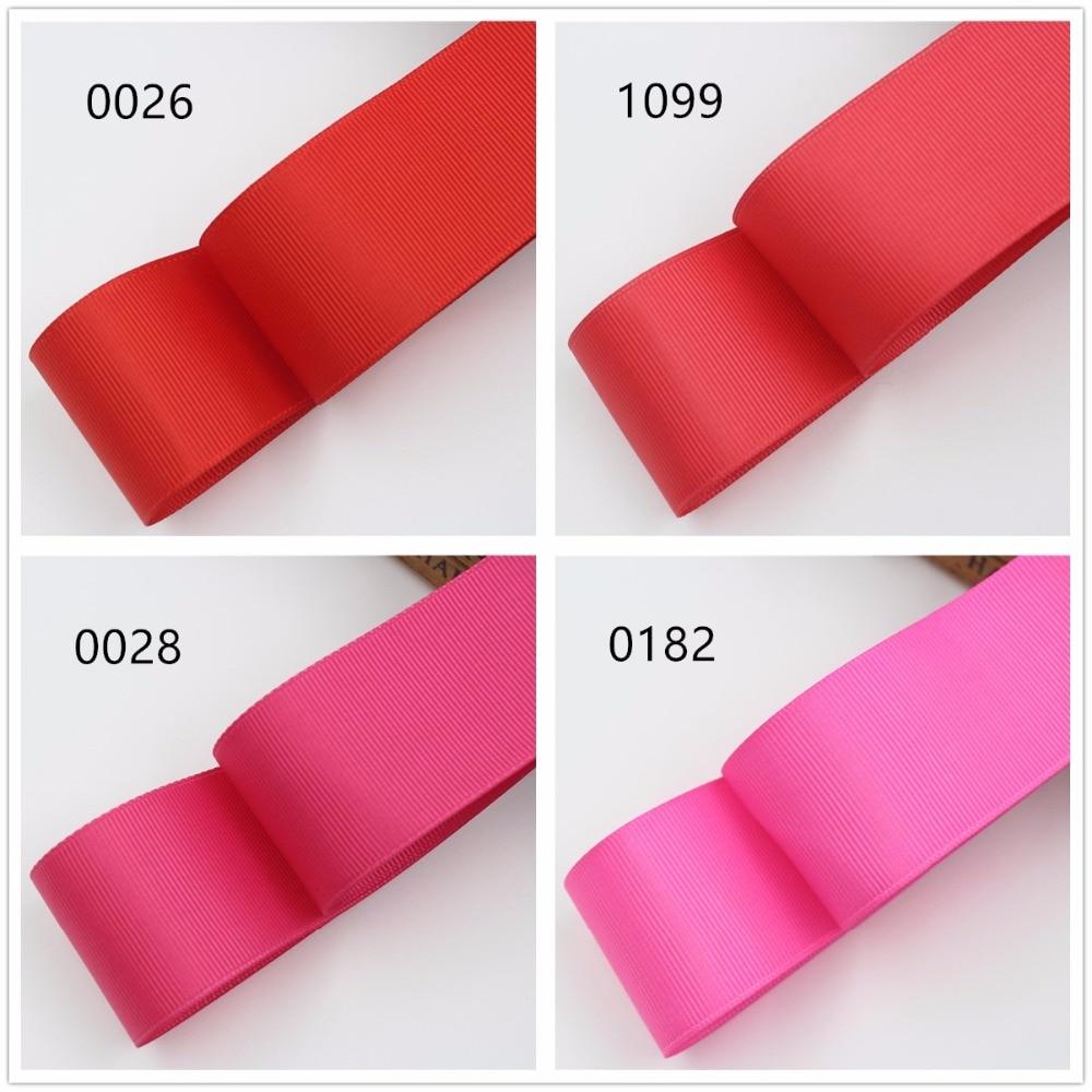 169196, 38 мм однотонная цветная корсажная лента 10 ярдов, аксессуары для одежды ручной работы, ювелирные изделия и аксессуары