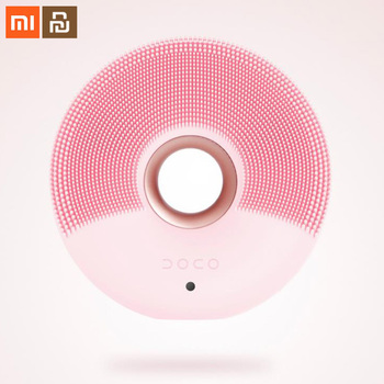 Xiaomi Mijia Small Cleansing Facial Cleanser Cleansing Massager Deep Cleansing Sonic Beauty Cleansing Smart home