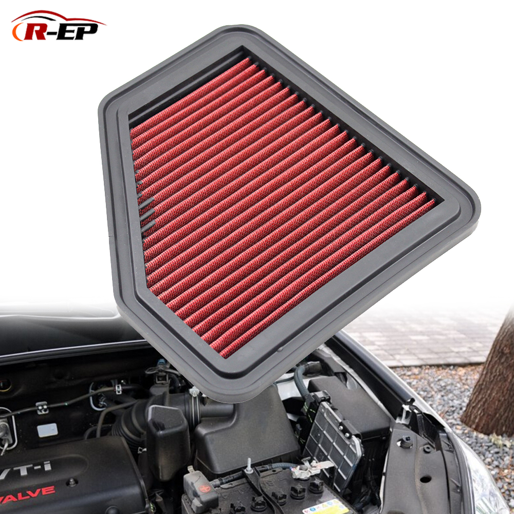 1.5L HYBRID ONLY AIR FILTER HQ CABIN FILTER COMBO FOR 2012 2013 HONDA CIVIC
