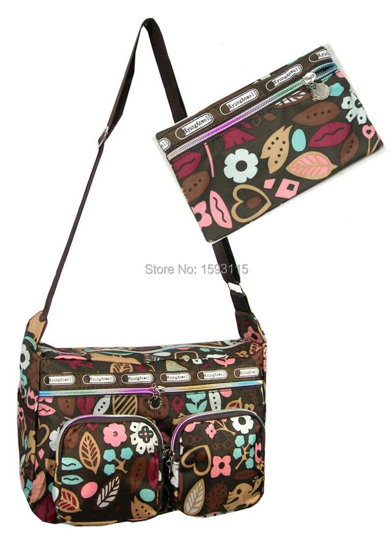 2018 New Hot! women messenger bags Waterproof nylon shoulder bags women travel casual bags waterproof body bag dudini waterproof women