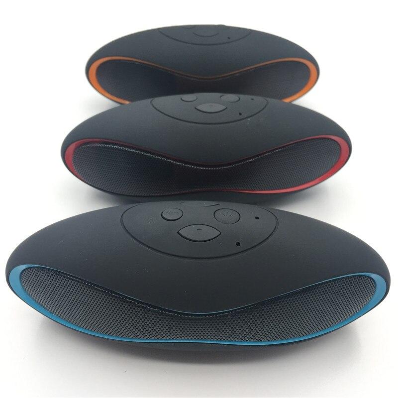 Wireless Bluetooth Speakers Mini Handfree Speaker FM Radio w