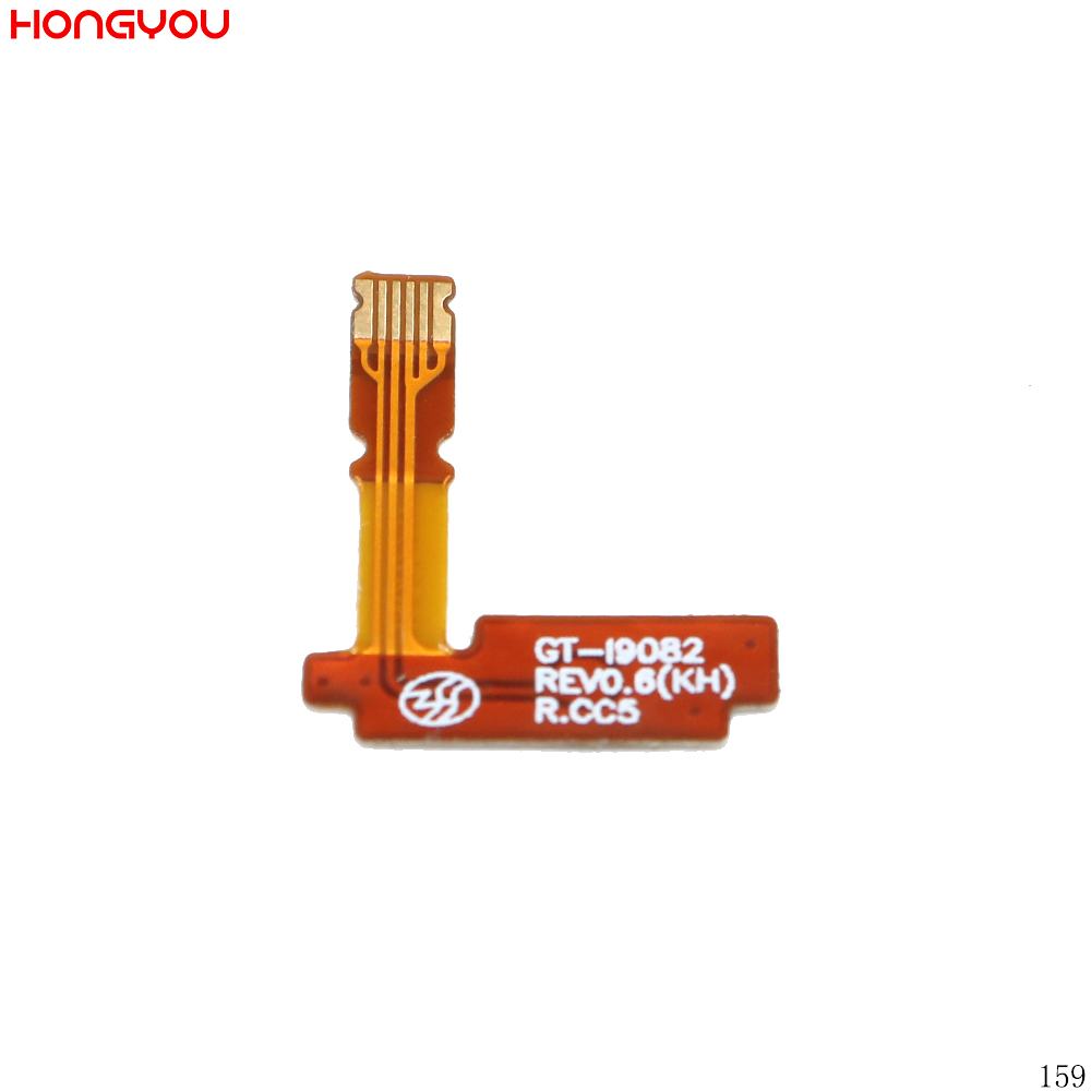 2PCS/Lot For Samsung Galaxy Grand I9080 I9082 Power Button On / Off Switch Flex Cable