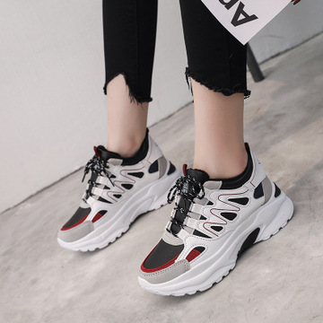 Qualité Plates Zapatillas Confortable Marque Deporte Mode De Haute 2019 Sauvage 2 Chaussures Casual Femmes 1 Nouveau Respirantes LqSzGUMjVp