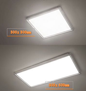 Integrated ceiling keel led ceiling panel light 300x300 300x600 600x600 60x60 300x1200 cold white/warm white 2pcs/lotIntegrated ceiling keel led ceiling panel light 300x300 300x600 600x600 60x60 300x1200 cold white/warm white 2pcs/lot