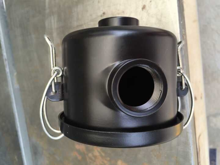 Blower Air Purifier : Aliexpress buy inch ring blower air filter for