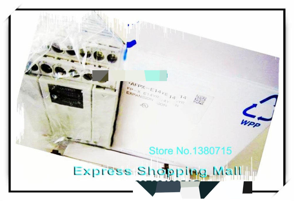 все цены на New Original AFPX-E14YR PLC 2A Relay 14 output points FP-X Expansion Unit онлайн
