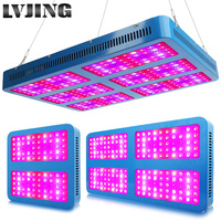 LED Grow Light 1000W 2000W 3000W Full Spectrum Grow Lamps For Medical Flower Plants Vegetative Indoor Greenhouse Grow Tent Box
