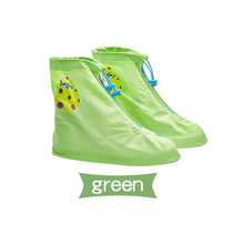 Non-slip Shoes Covers Rain Boots Kids Waterproof Raincoat Outdoor Travel Wellies
