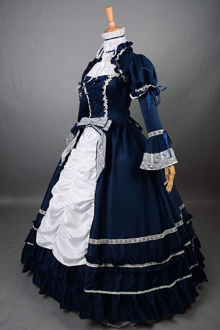 victorian dress Southern belle costume women adult halloween ...