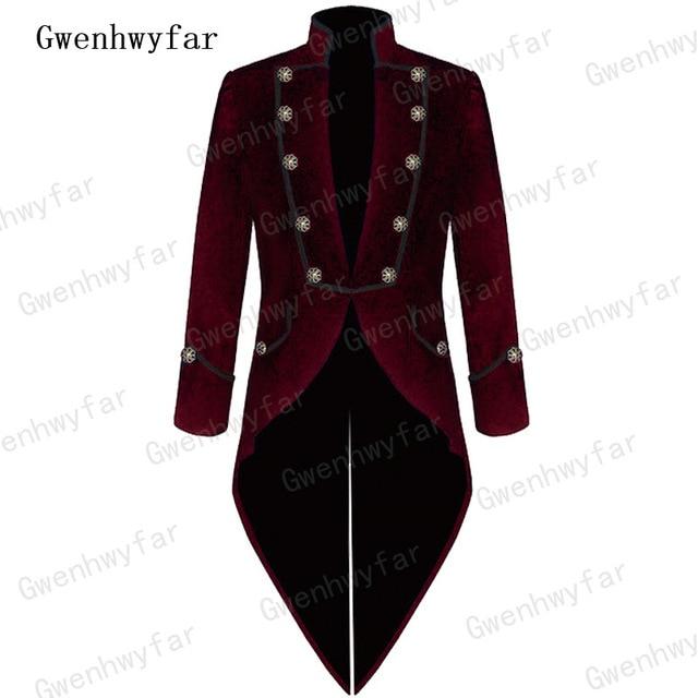 Gwenhwyfar-2018-Tailor-made-Dark-Green-Velvet-Men-Suit-Set-Blazer-Tailcoat-Groom-Tuxedo-Mens-Wedding.jpg_640x640 (4)