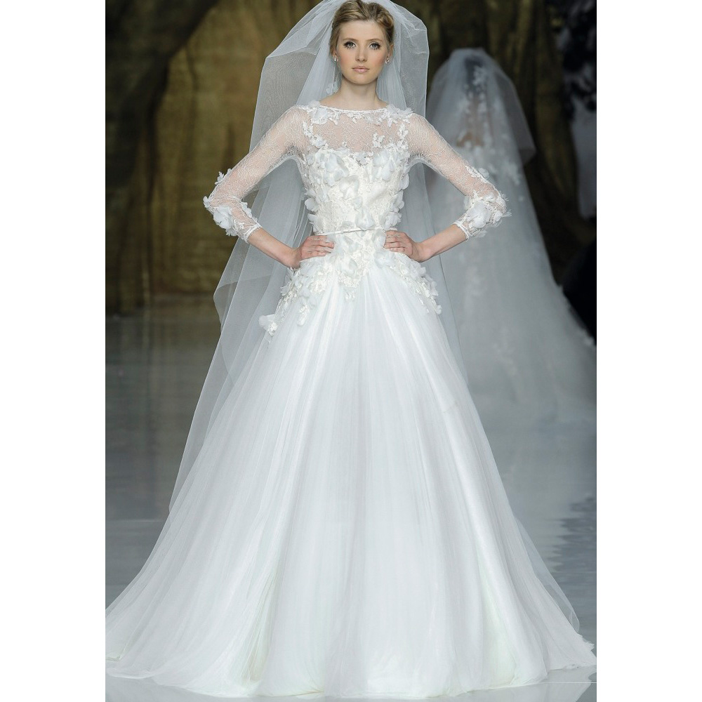 Compare Prices on Wedding Dress Zuhair Murad- Online Shopping/Buy ...