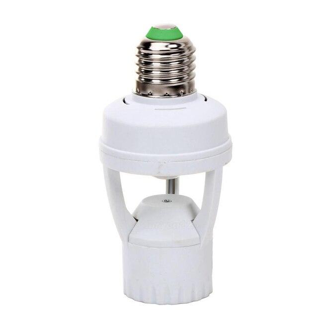 Mayitr PIR Capteur Infrarouge Interrupteur Ampoule LED lampe de Base Titulaire Motion Sensor LED Auto conomie.jpg 640x640 5 Superbe Economie Ampoule Led Zat3
