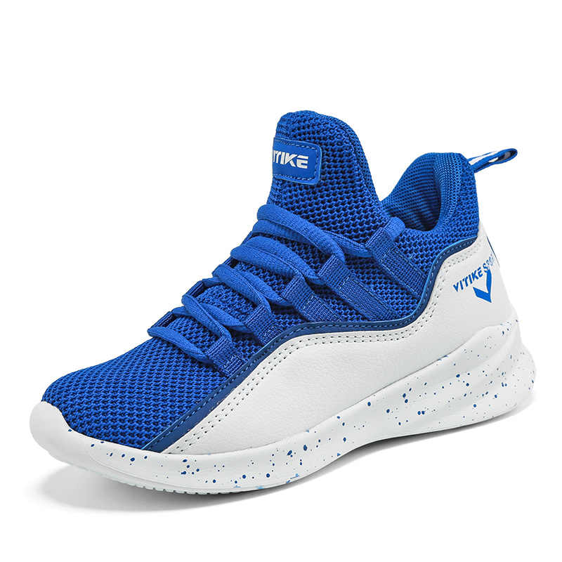 6880dc5776c5a 2018 Autumn New Style Boys Basketball Shoes Kids Sneakers Girls Running  Shoes Children s Outdoor Sport Training