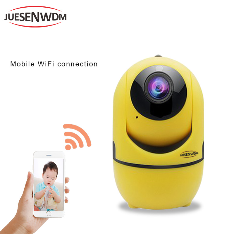 JS IP Camera 1080P WiFi Wireless CCTV Security Camera Night Vision Camera p2p ip mini camera Two Way Audio Baby Monitor howell wireless security hd 960p wifi ip camera p2p pan tilt motion detection video baby monitor 2 way audio and ir night vision