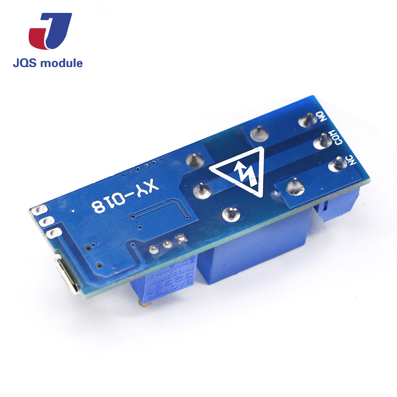 Trigger Delay Timer Relay Conduction Relay Module1