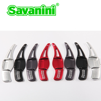 Savaini Brand New 2pcs High Quality Aluminum Steering Wheel Shift Paddle Shifter Extension For Hyundai Veloster