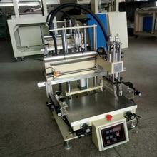 Pneumatic manual silk screen printing machine недорого