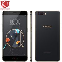 Original Nubia M2 Mobile Phone Snapdragon 625 Octa Core 4GB RAM 64GB ROM 5 5 Inch