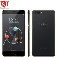 Original Nubia M2 Handy Snapdragon 625 Octa-core 4 GB RAM 64 GB ROM 5,5 zoll 16MP Dual 13MP 3000 mAh 4G SmartPhone