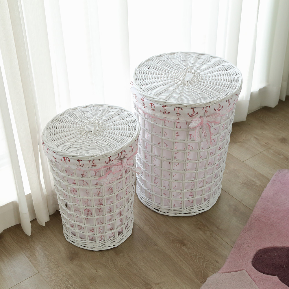 Wicker laundry hampers promotion shop for promotional wicker laundry hampers on - Wicker clothes hamper ...
