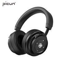 Picun Bluetooth Headphone Headset Wireless Earphone Big Handsfree Support Memory Card Stereo Kulakl K Headfone Casque