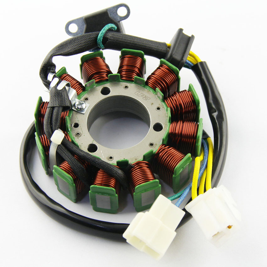 Motorcycle Ignition Magneto Stator Coil for Hyosung 32100HG5100 32101HG5100 GV250 GT250R GT250 GT125R GT125 GV125