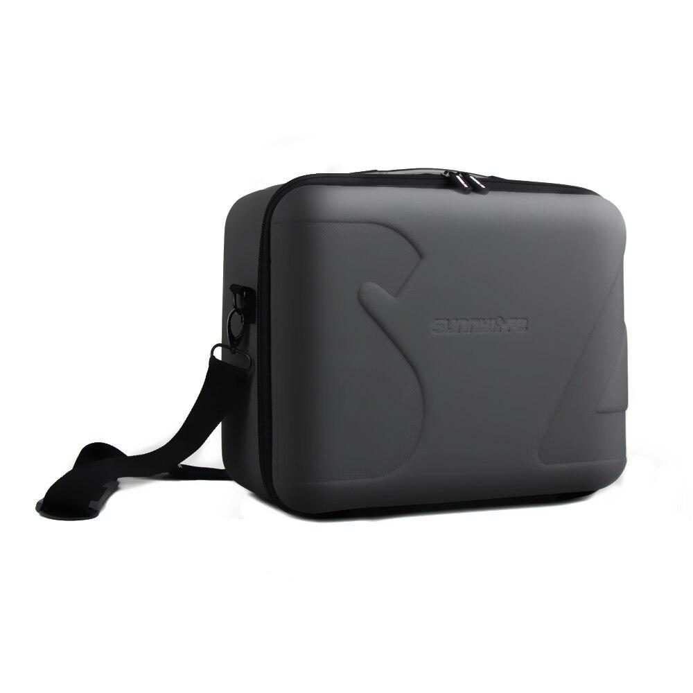 Sac de voyage sac de rangement grande capacité valise souple PU étui protecteur sac pour DJI Mavic 2 Pro/Zoom Mavic Air/Pro/Spark Drone-in Sacs pour drone from Electronique    1
