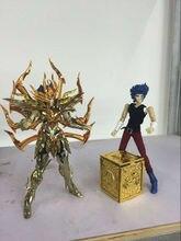 MODEL FANS AE model EX soul of God cancer deathmask gold Saint Seiya metal armor Myth