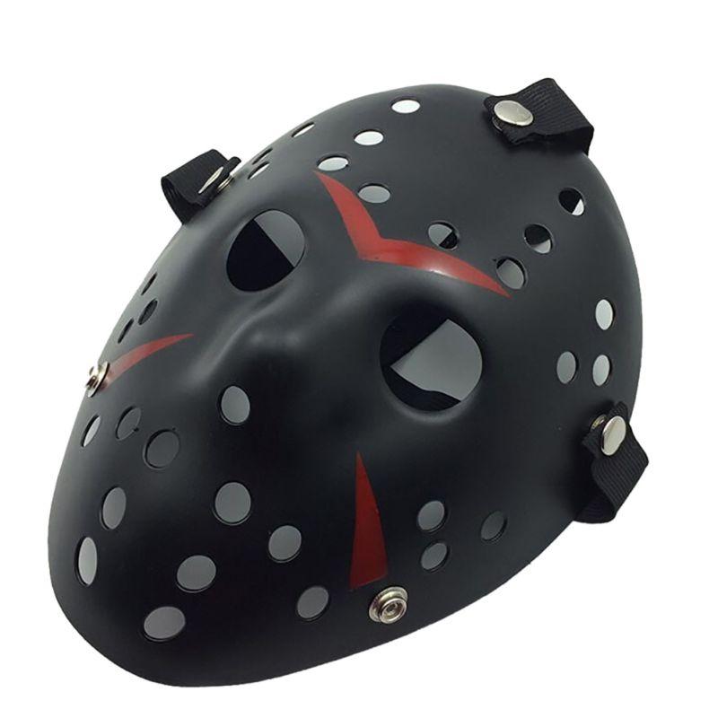 2018 Halloween Mask Jason vs Friday The 13th Horror Hockey Mask Halloween Party Cosplay Scary Mask 3