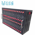 low cost quad band usb multi sim modem 32 port gsm modem with free sms caster