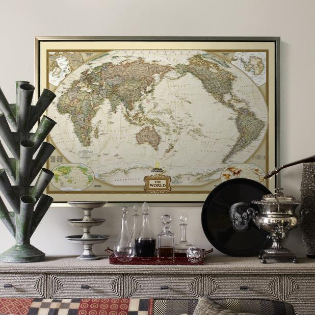 Aliexpress buy hot sale vintage english world map painting aliexpress buy hot sale vintage english world map painting on canvas wall art canvas prints painting pictures decor for living room 70x105cm from gumiabroncs Gallery