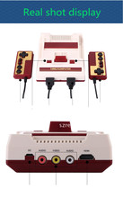 RS-34 NES мини красная и белая машина HDMI HD домашняя игровая консоль Классическая FC ТВ игровая консоль