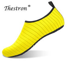 Thestron 2019 Water Sneakers for Mens Flat Soft Yoga Shoes Quick Dry Couples Boat Socks Cheap Diving Boots Adult Women
