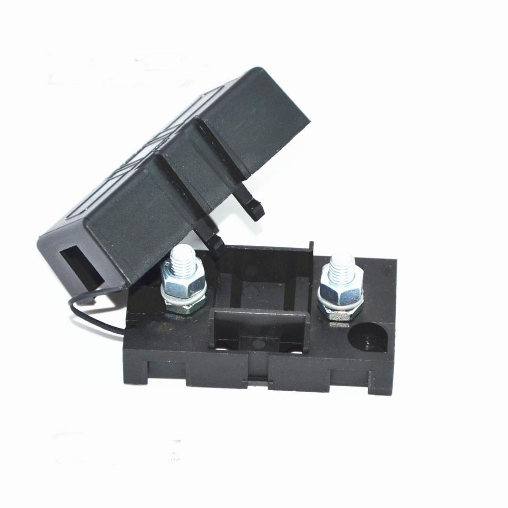 Free shipping 2pc high quality original Bolt fuse holder Automotive bolt type car fuse base fuse not included [sa]new original alarm fuse base fuse holder ds 401a
