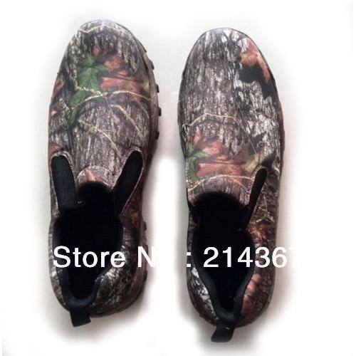 MOSSY OAK BREAKUP Camouflage Outdoor Hunting Waterproof Shoes Boots цена