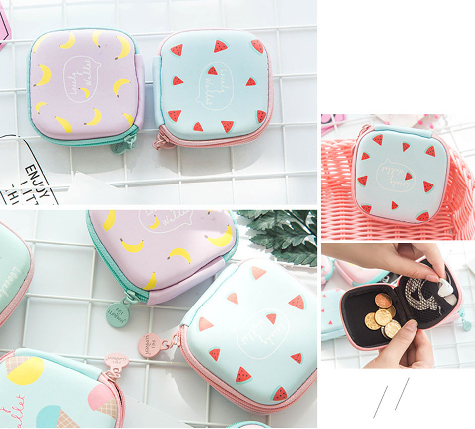New Cute Electronic Digital Storage Bag Case For Earphone EVA Headphone Container USB Cable Earbuds Storage Box Pouch Bag Holder (8)