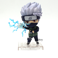 Nendoroid Naruto Hatake Kakashi for The Man Xiang PVC Action Figure Collectible Model Toy 3pcs/set 10 cm