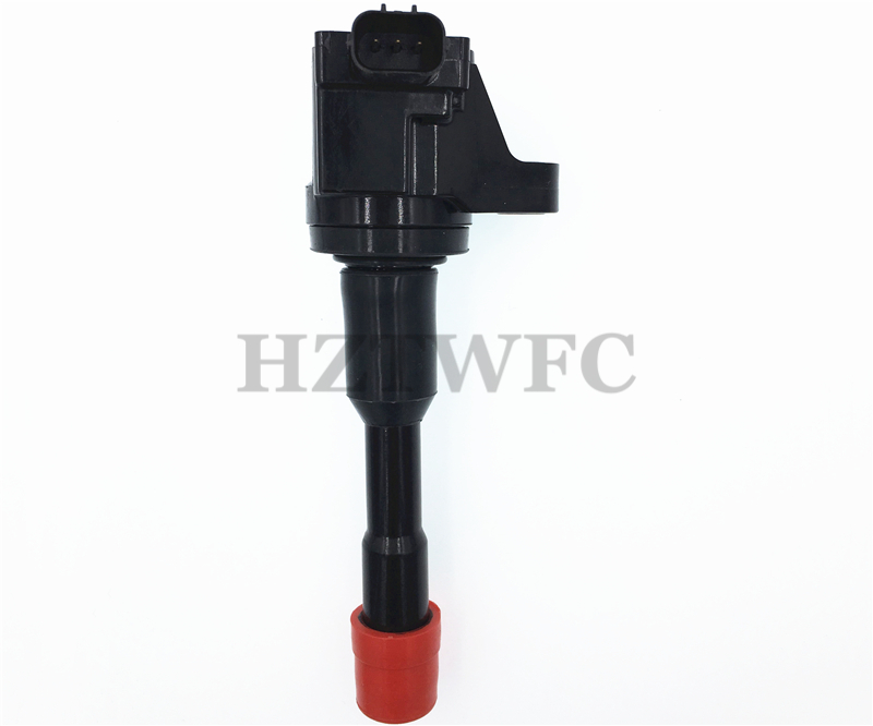 Rear Ignition Coil 30521-PWA-003 30521-PWA-S01 <font><b>30521PWA003</b></font> 30521PWAS01 For Honda Civic 7 8 VII VIII JAZZ FIT 2 3 II III 1.2 1.3 image