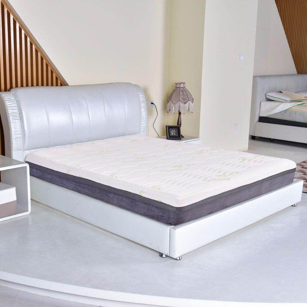 Giantex NEW Full Size 10 Memory Foam Bamboo Fiber Cover Matt Modern  Bedroom Furniture HT0968FGiantex NEW Full Size 10 Memory Foam Bamboo Fiber Cover Matt Modern  Bedroom Furniture HT0968F