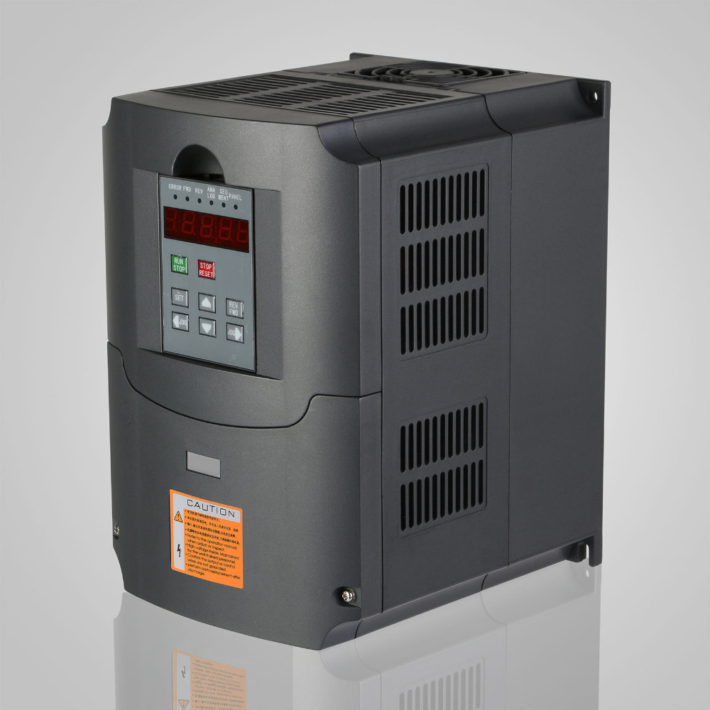 5HP 4KW  Protection Variable Frequency Drive VFD Low-Output 3 Phase 220V-250V HIGH GRADE