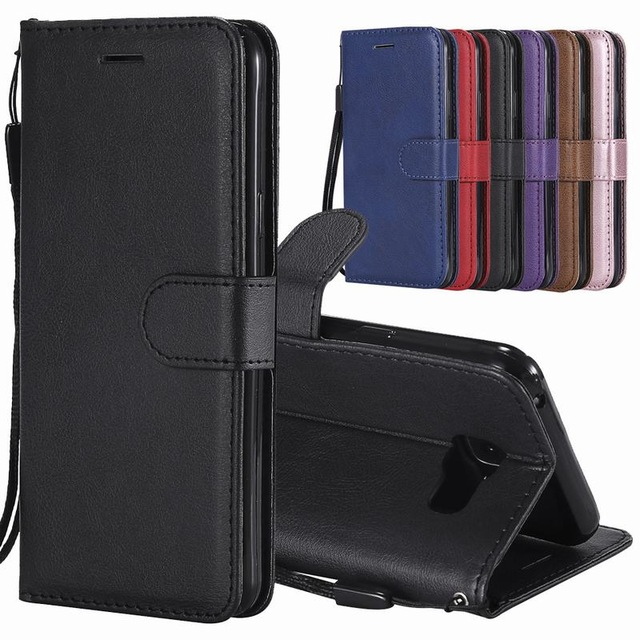 Case For A520f Flip Samsung A5 Leather Wallet A510