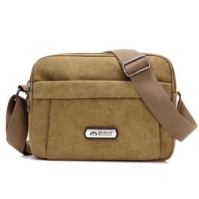 86f9a698a Bags for women 2019 Men and Momen Canvas Shoulder Bags Casual Vertical  Momen Bag Business Small Shoulder Messenger Bags