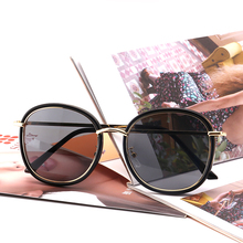 2017 JN Brand Unisex Retro copper+TR90 Sunglasses Polarized Lens Vintage Eyewear Accessories Sun Glasses For Men/Women T082 hand retro style full of antique copper basin faucet hot