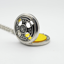 3colors Knot Celtics Magnetic Locket Jewellery Aromatherapy Essential Oil Diffuser Lockets Necklace Glass Perfume Locket BXG-03