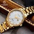 Original Moda OCHSTIN Assistir Mulheres Top Marca de Luxo relógios de Pulso de Quartzo Relogio feminino À Prova D' Água Senhoras Relógio de Vestido Das Mulheres