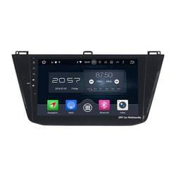 Android 6.0.1 Octa Core 32 ГБ Встроенная память 4 ГБ Оперативная память автомобилей Радио Стерео gps навигации Bluetooth USB SD для Volkswagen tiguan 2016 2017